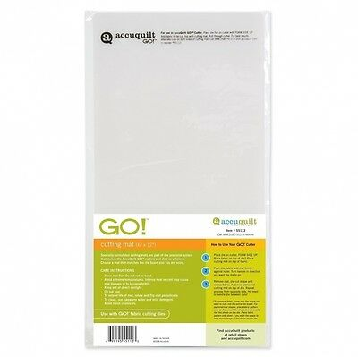 AccuQuilt GO! Cutting Mat 15cm x 30cm. Huge Saving