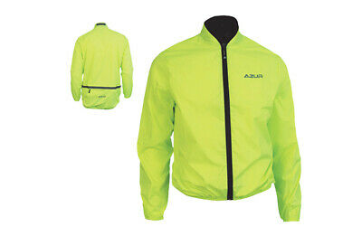 NEW Azur Cycling Shower Jacket - Winter Riding
