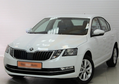 SKODA OCTAVIA Mk3 since 2012 wind deflectors HEKO Tinted 4pc set