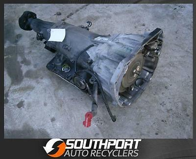 Holden Vz Commodore V6 4 Speed Auto Transmission 5Hhd 08/2004-09/2007 #2567