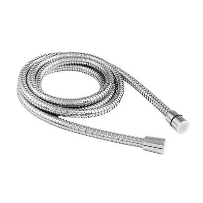Extra Long Stainless Steel Handheld Shower Hose (8 Ft) (96 Inches) Bath Washroom