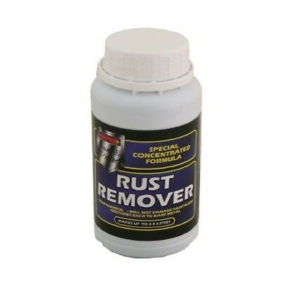 Rust Remover Cleaner Concentrated Dilute Upto 2.5Ltr Car Bike Motorbike Chains
