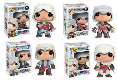 Assassin's Creed Funko Pop! Vinyl Figures - Choose Your Own!