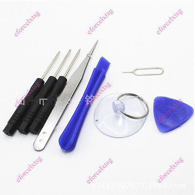 Disassemble Tools 8 in 1 Opening Pry Tools Screwdriver Repair Kit For iPhone4s/5