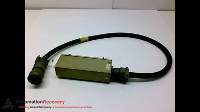 Modicon W600-003 Cable Assembly, 24 Pin Male To Connector End, 3 Foot