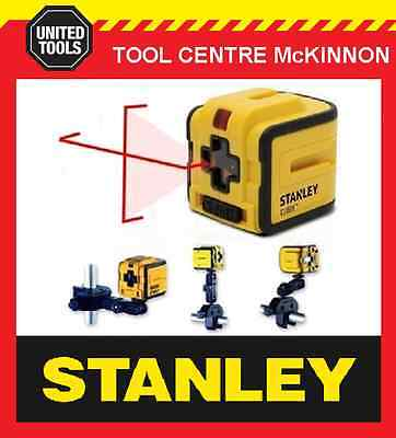 Stanley Cubix Self Leveling Cross Line Laser With Quicklink Bracket