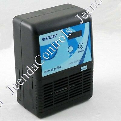 Enaly Ozone Generator Air Purifier 200CT-12 + 24hours timer 500mg/hours