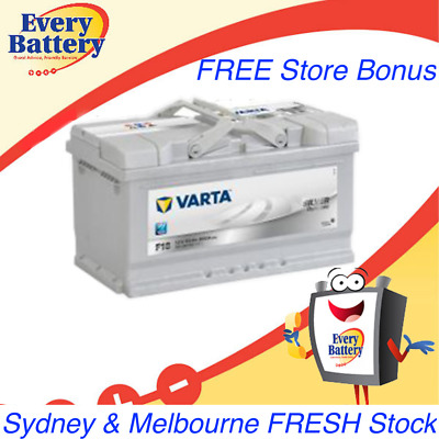 Varta Car Battery F18 'Silver' Melbourne BMW 3 Series, BMW X3, BMW X5, BMW X6, A