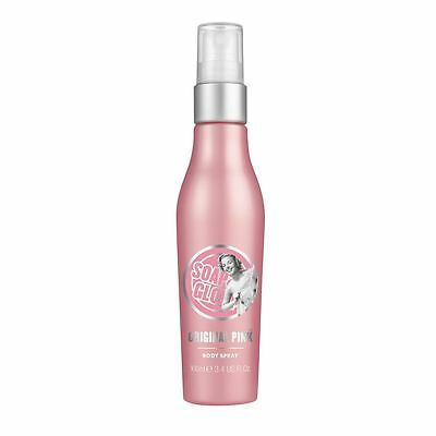 Soap And Glory Original Pink Fragrant Body Spray 100ml
