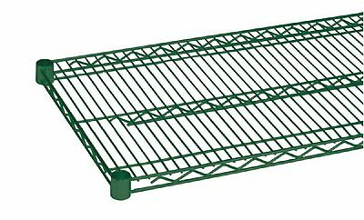 """(2) Heavy Duty Commercial Wire Shelving -  (24"""" X 72"""") Tcmep2472-1"""