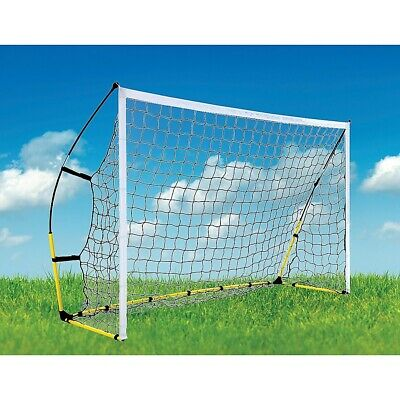 8' x 5' Soccer Football Goal Foot Portable Net Quick Set Up Popup