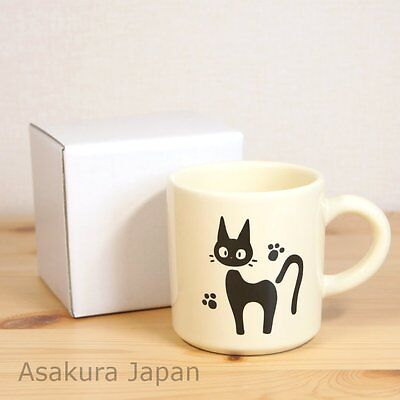kiki's delivery service Mug Cup jiji Studio Ghibli from JAPAN