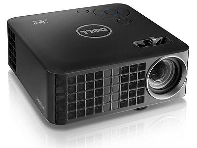 Dell M115HD LED Mobile Projector 10,000:1 450 Lumens 1280x800 0.382kg