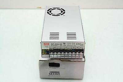 New Mean Well SP-320-36 Switching DC Power Supply 36 V @  8.8A Output