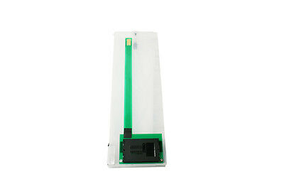 Floater cartridge with smart chip reader for VJ series