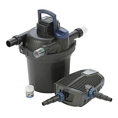 Oase FiltoClear Set 12000 Pressure filter with Pond pump and UVC