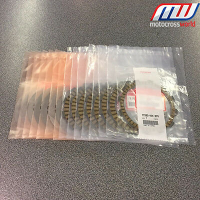 BRAND NEW In the box Genuine OEM Honda Clutch Kit to fit CRF250R 2004–2007