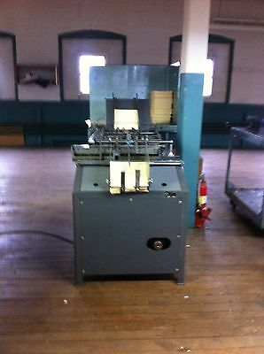 PLAIN TABBING MACHINE - E-Z BRAND excellent condition