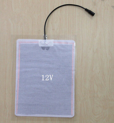 12V waterproof heating pad 20*25cm Pet heating pad