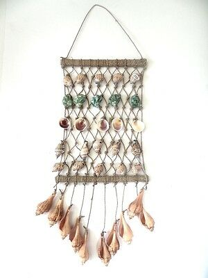 Small Size Natural Sea Shell Wind Chime