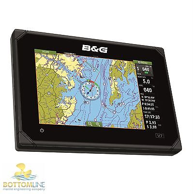 B&G - Vulcan 7 Multifunction Display / Chartplotter with Sailsteer - sailing