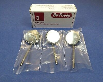 Dental 5 Front Surface Mouth Mirror MIR5/3 HU FRIEDY