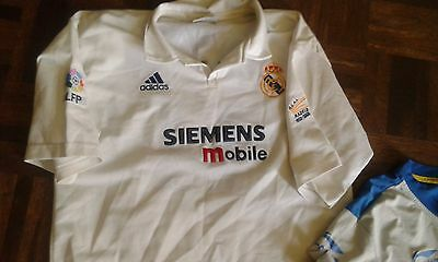 Real Madrid Ronaldo Talla 12 Camiseta Futbol Football Shirt