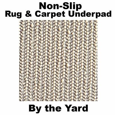 "Non Slip Rug Underpad 60"" Wide - By the Yard"