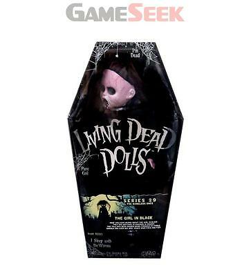 Living Dead Dolls Series 29 The Girl In Black - Dolls And Playsets Brand New