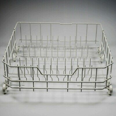 Wd28X10384 Ge Dishwasher Lower Rack And Roller Assy