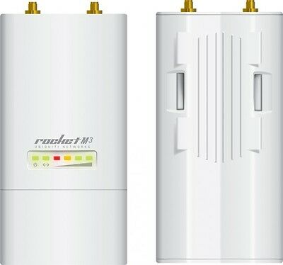 Ubiquiti Rocket M3 WLAN BRIDGE 3,4-3,7GHz 25dBi 3GHz Lizenz erforderlich!