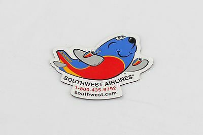 Southwest Airlines TJ LUV magnet