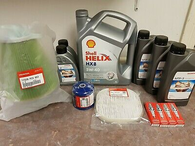 Build Your Own Genuine Honda S2000 Service Kit