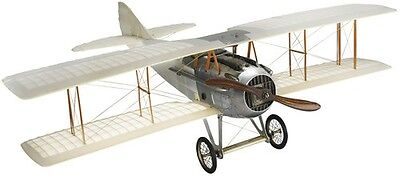 """Spad Model Fighter Airplane Color: Transparent 30"""" Wingspan by Authentic Models"""