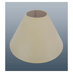 Coolie Lampshade Sand 9""
