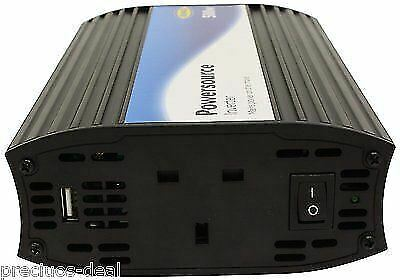 Ring Automotive 500W Powersource Inverter with USB - 2A  *Free Postage UK*