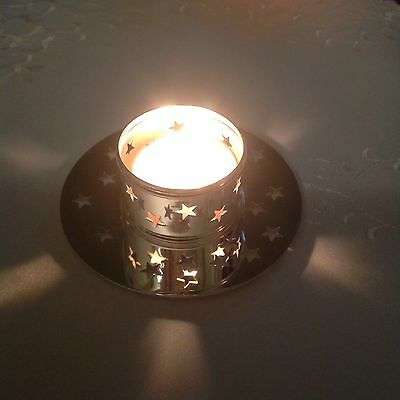 PartyLite Candle Holders - Glowing Star Tealight Set