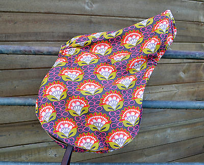 Flannel Lined Saddle Cover