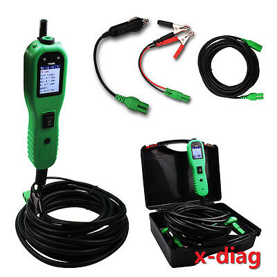 Powerscan YD208 Electric Automobile Circuit Tester Electrical System Diagnostics