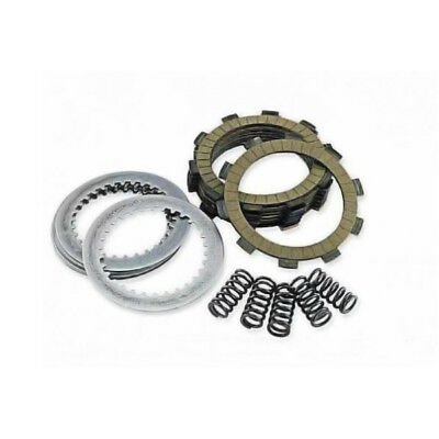 Outlaw Racing Kevlar Complete Clutch Kit Steel ZX 6R ZX 600 2007-2011
