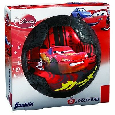 Disney/Pixar Cars Soccer Ball - Size 3. Delivery is Free