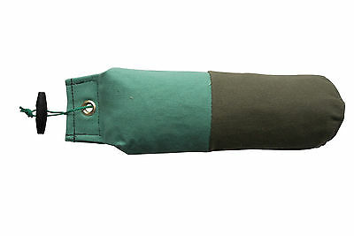 Duet Dog Training Dummy - 1lb - Green and Olive
