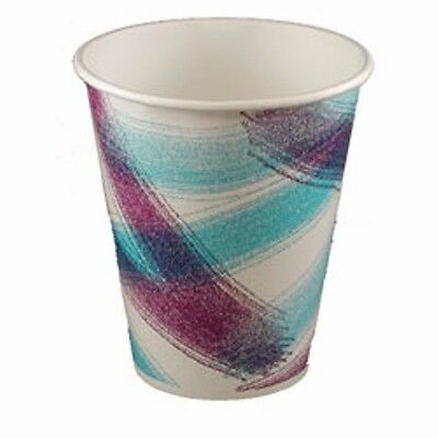 2400ct 12oz. Dopaco Cold Paper Cups Gr8 Quality for Drinks Concessions-Theaters