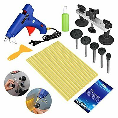 PDR Tool kits Paintless Dent Repair Tap Down Glue Gun Hail Removal set sticks