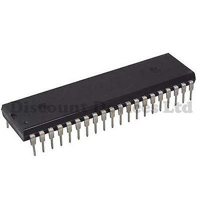 ATMEGA32-16PU Microcontroller with 32KBytes In-System Programmable Flash IC
