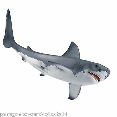 Schleich Ocean Wild Life - GREAT WHITE SHARK 16092 - New with Tag - Retired