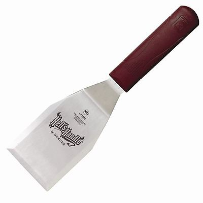 Mercer Culinary Hells Handle Heat Resistant Heavy Duty Turner Red