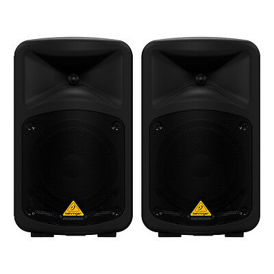 Behringer EPS500MP3 Powered PA System 500w 8 Channel Sound Package Kit