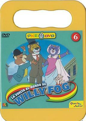 La Vuelta Al Mundo De Willy Fog - Vol. 6