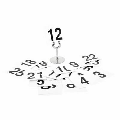 Table Numbers 1-25 95X100mm Wedding Pubs Restaurants Cafe Clubs Bar
